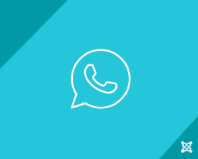 Joomla Whatsapp Support Extension
