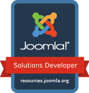 Joomla Registered Developer