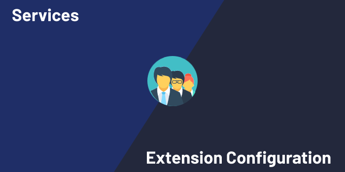 Joomla Extension Configuration